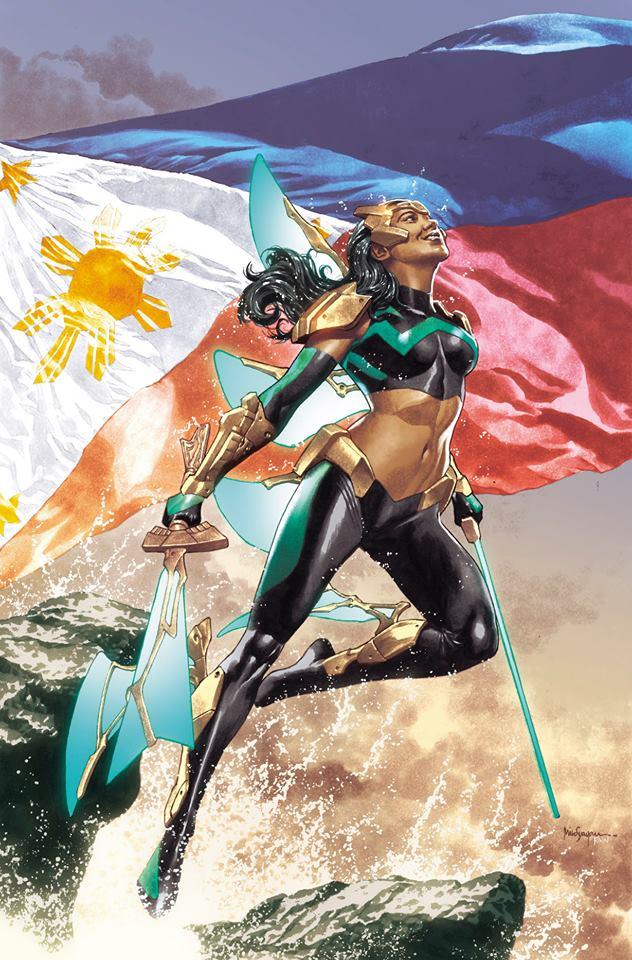 Marvel Announces New FilipinoSuperhero
