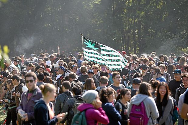 Why is 4/20 a Thing in NorthAmerica?